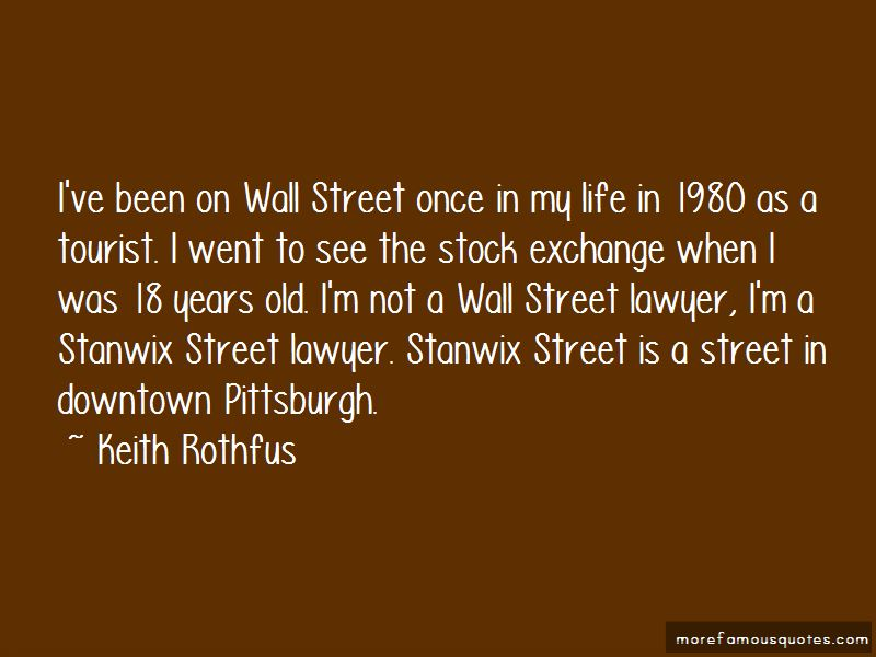 Quotes About Downtown Life