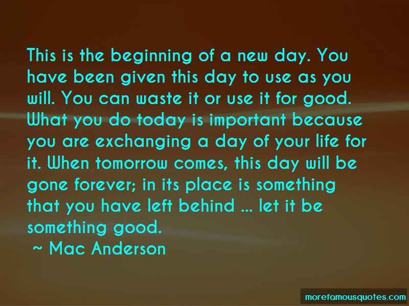 New Day Tomorrow Quotes Pictures 2