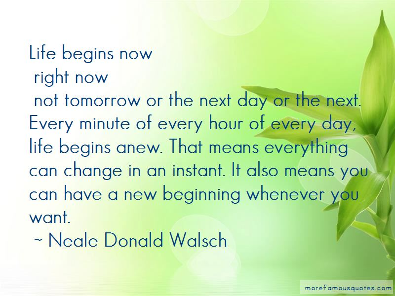 New Day Tomorrow Quotes Pictures 4