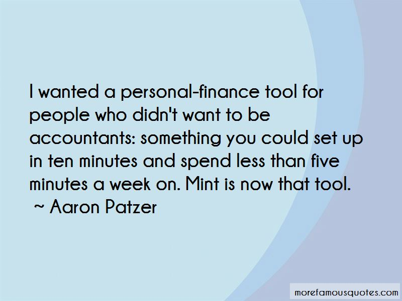 Personal Finance Quotes Pictures 2