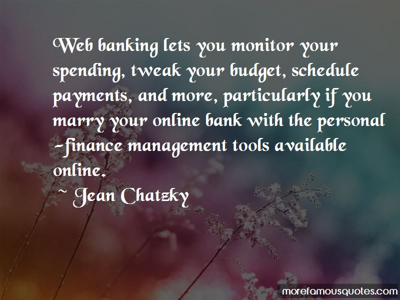 Quotes About Personal Finance