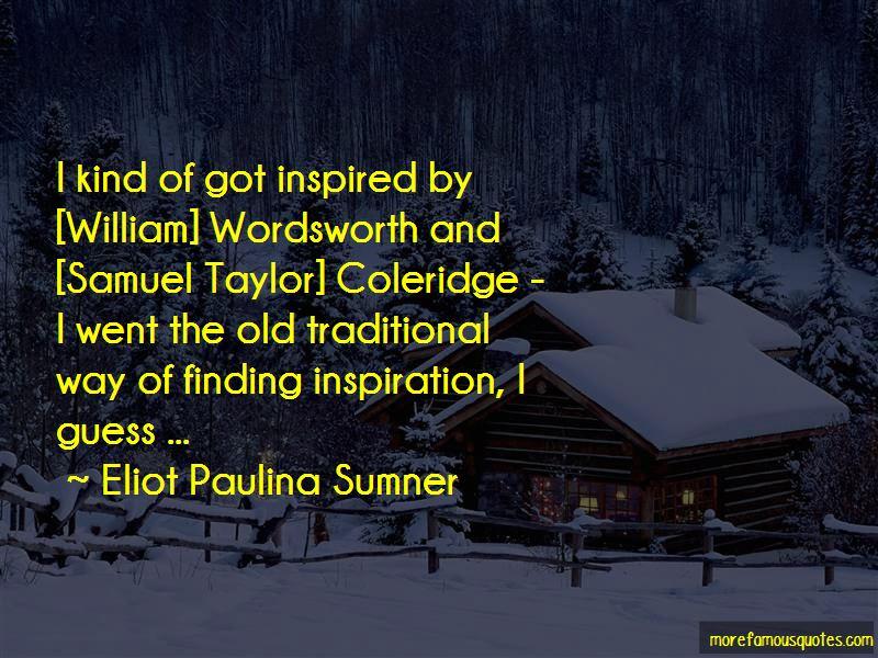 Samuel Taylor Coleridge Quotes Pictures 2