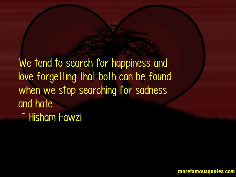 Quotes About Stop Searching For Love