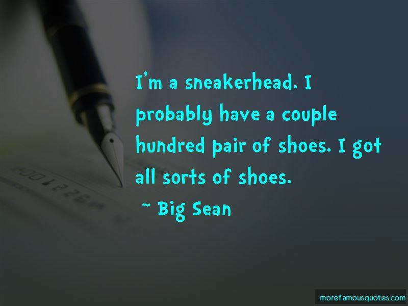 Sneakerhead Couple Quotes