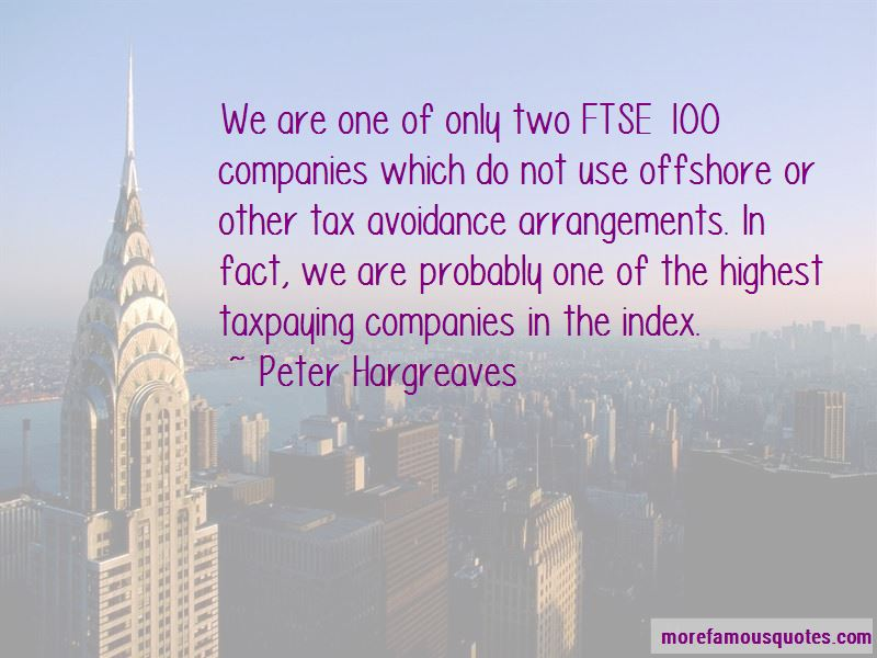 Ftse 100 Quotes