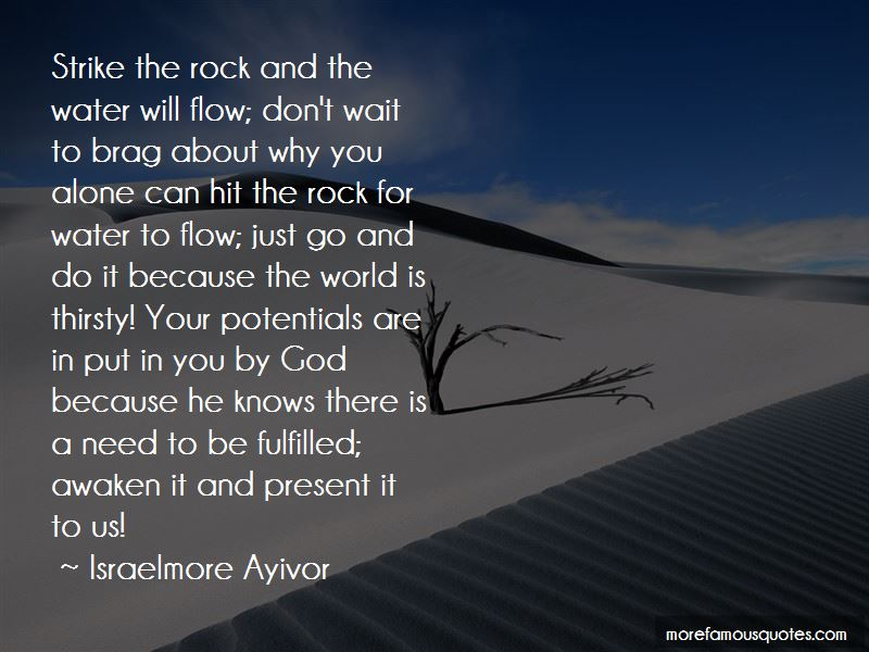 God You Are My Rock Quotes: top 49 quotes about God You Are ...