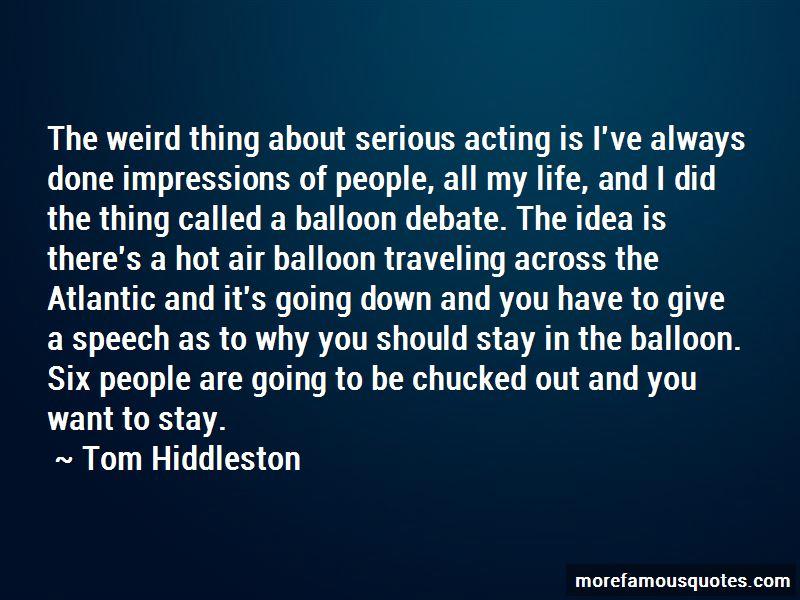 Hot Air Balloon Life Quotes
