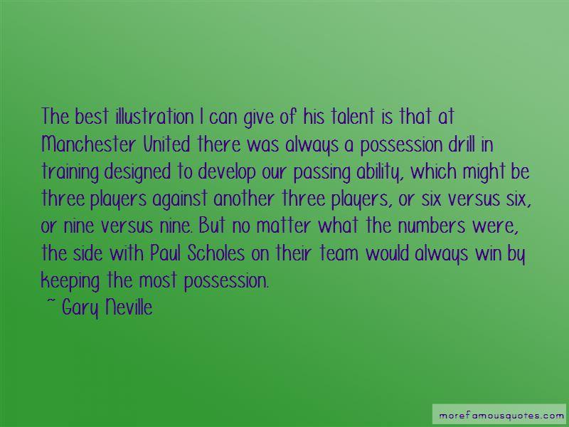 Manchester United Team Quotes