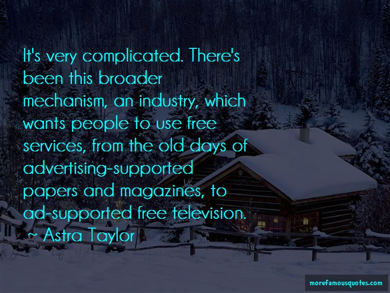 Quotes About Advertising In Magazines