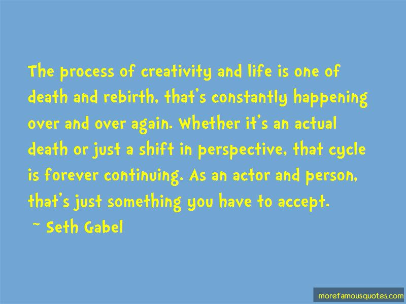 Quotes About Creativity And Life