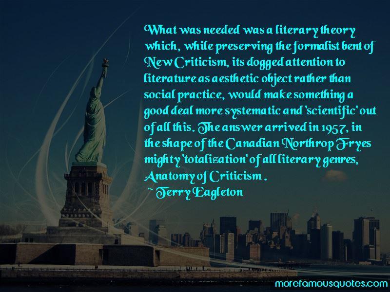 Formalist Criticism Quotes Pictures 2