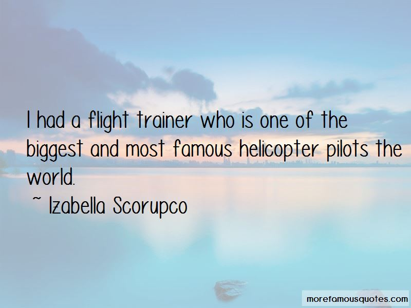 Quotes About Helicopter Pilots