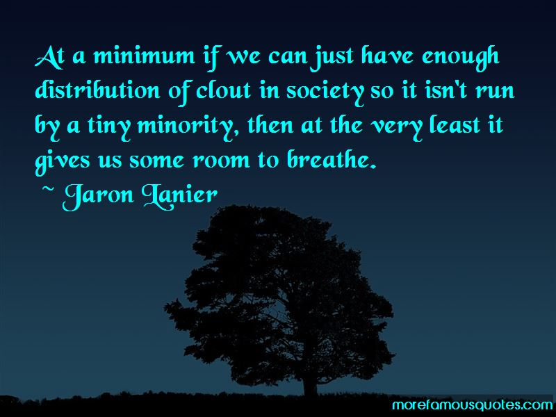 Quotes About Minority