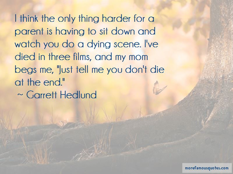Quotes About Parent Dying: top 10 Parent Dying quotes from ...