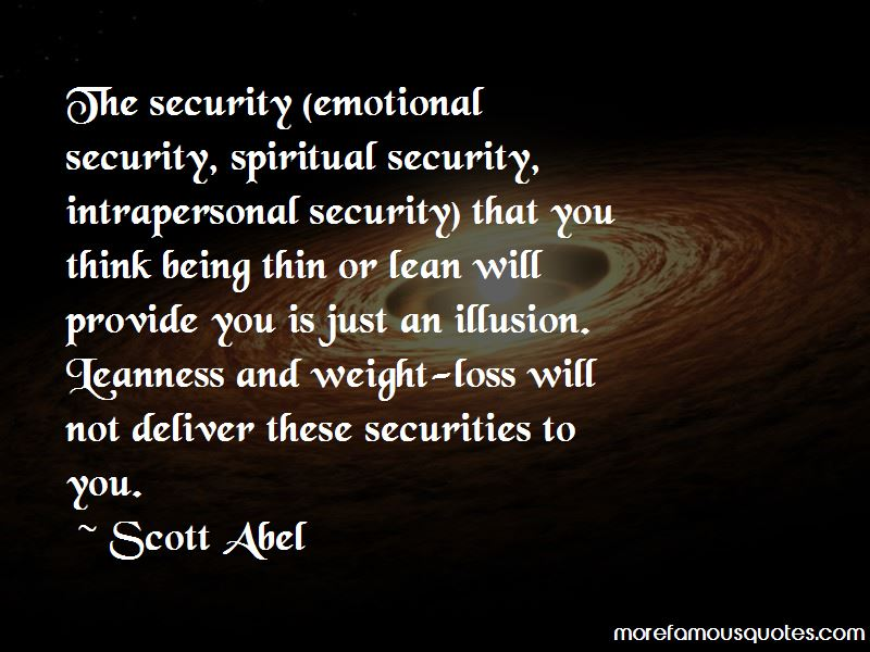 Quotes About Securities