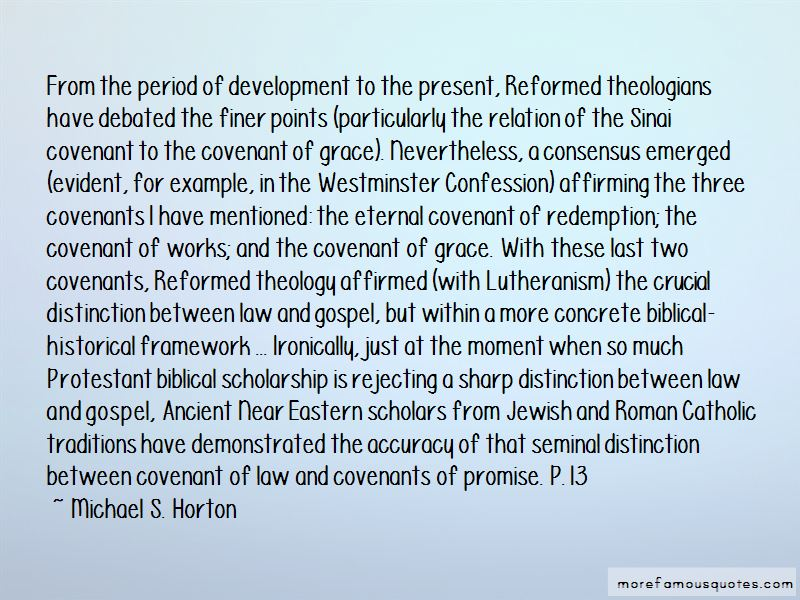 Reformed Theologians Quotes
