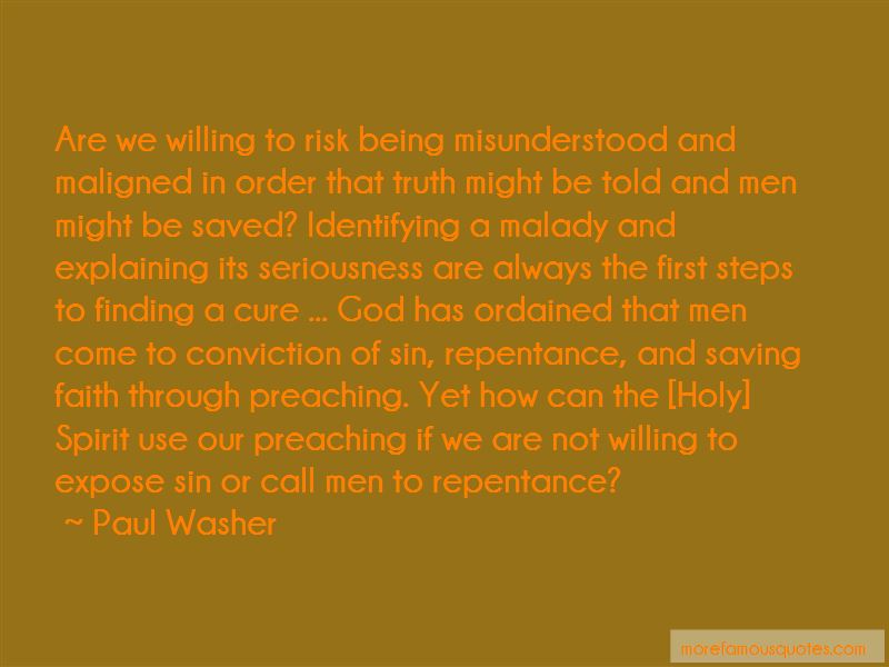 Sin Repentance Quotes
