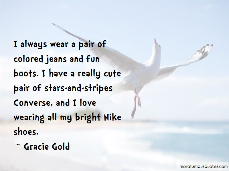 Converse Shoes Love Quotes