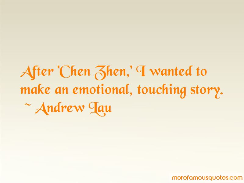 Lu Chen Quotes Pictures 4