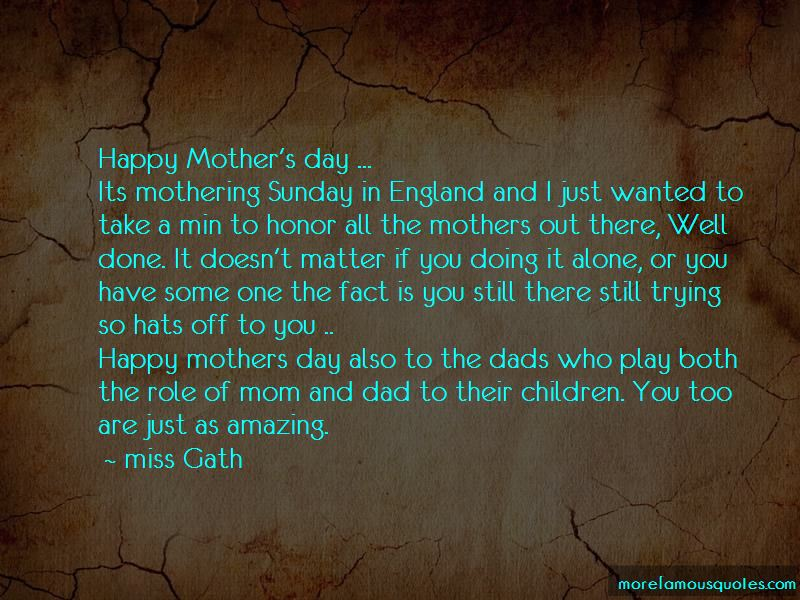 Quotes About Amazing Mothers