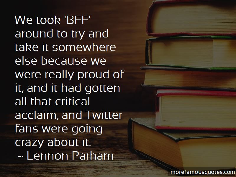 Quotes About Crazy Bff