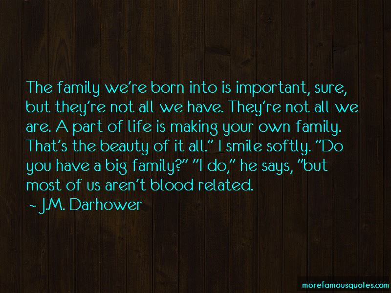 Quotes About Family Is Not Blood: top 46 Family Is Not Blood ...