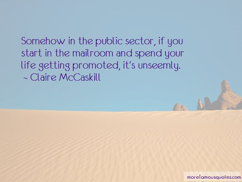 Quotes About Getting Promoted