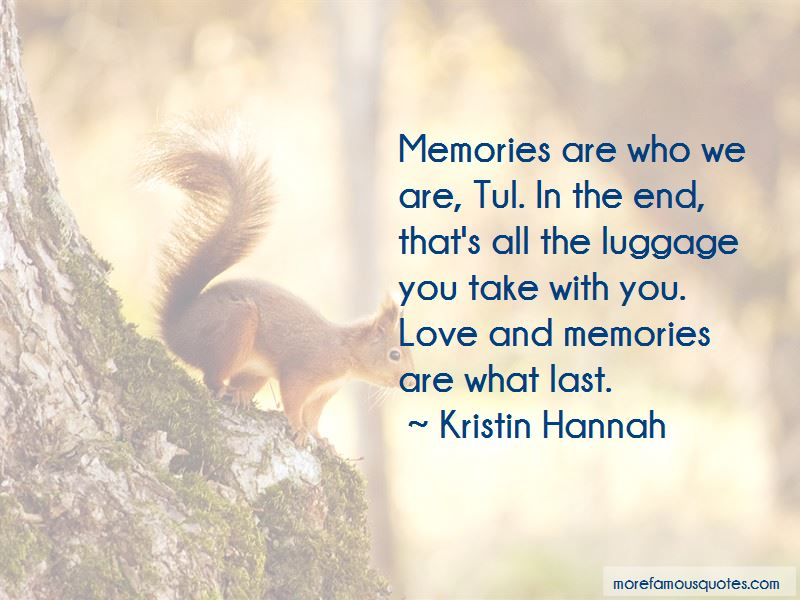 Quotes About Love And Memories