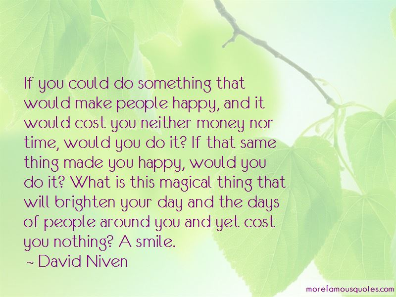 Quotes About Magical Days