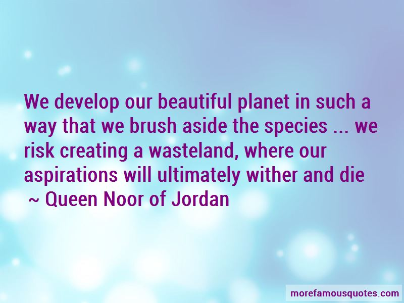 Quotes About Our Beautiful Planet