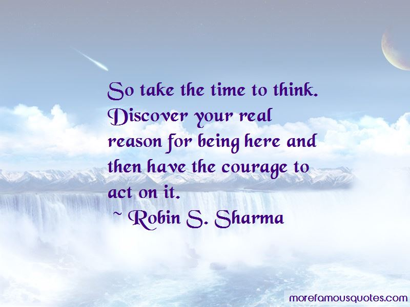 Time To Think Quotes Pictures 2