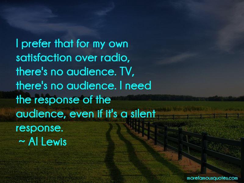 Silent Response Quotes