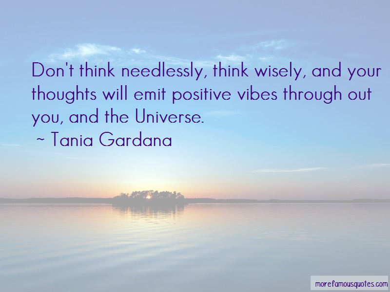 Think Wisely Quotes