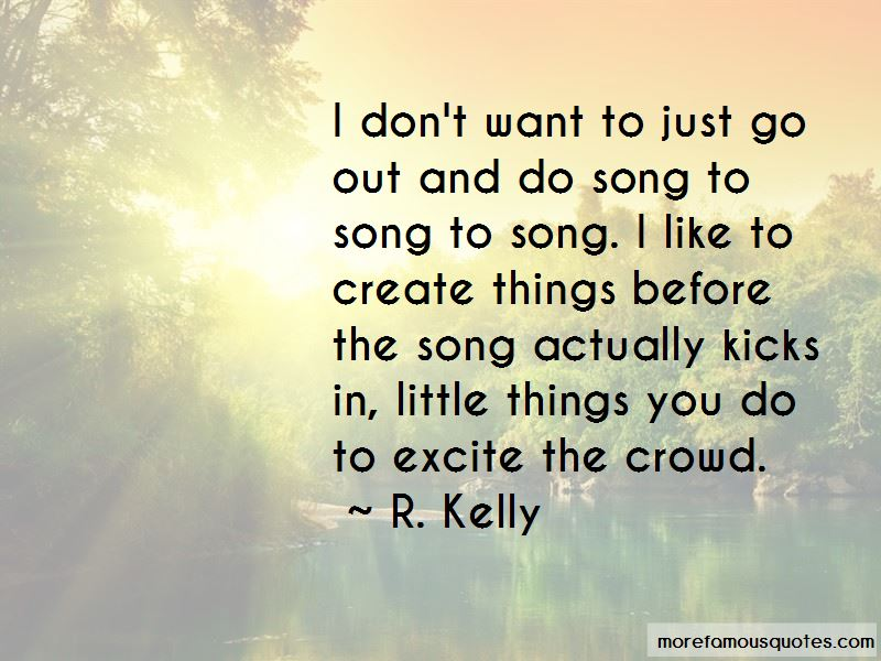 Little Things You Do Quotes