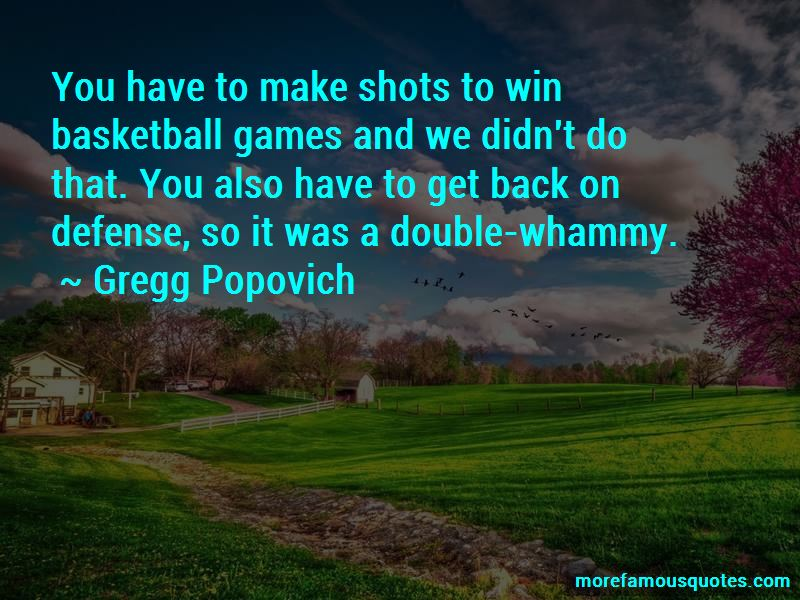 Quotes About Basketball Shots