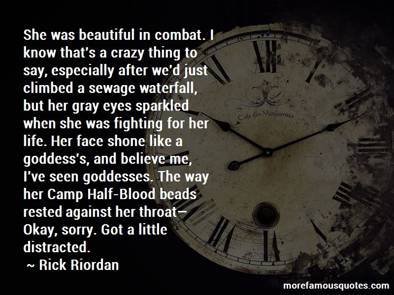 Quotes About Gray Eyes