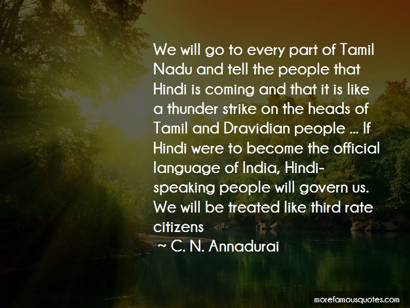 Quotes About India In Tamil Language