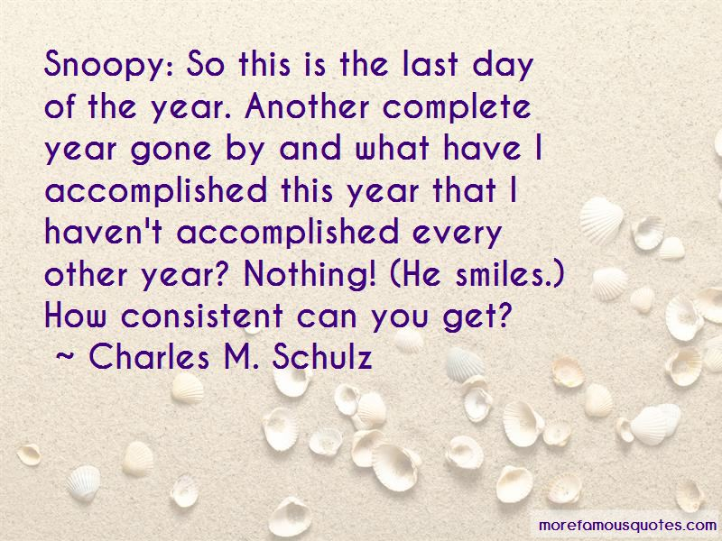 Quotes About Last Day Of The Year