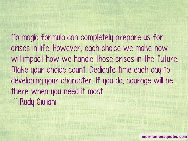 Quotes About Life Formula