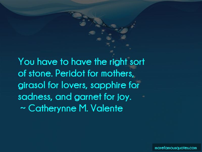 Quotes About Sapphire Stone