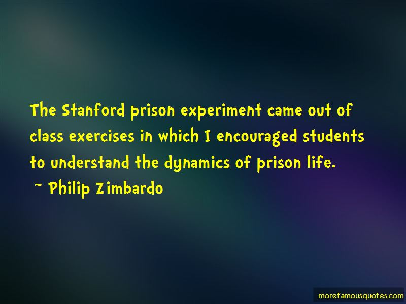 The Stanford Prison Experiment Quotes Pictures 2