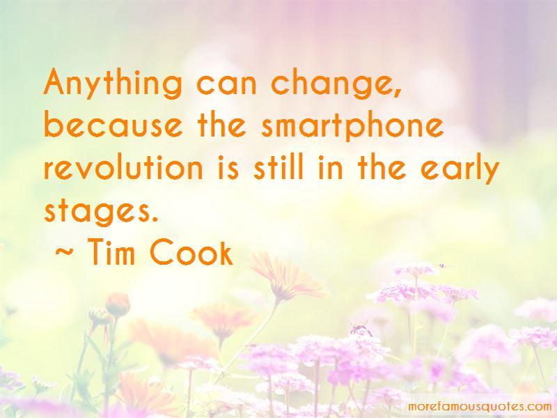 Smartphone Revolution Quotes