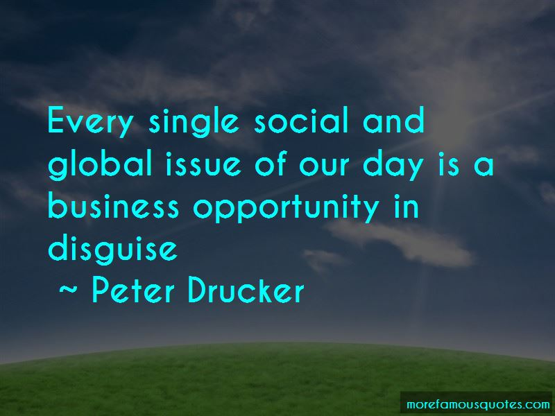 Global Issue Quotes