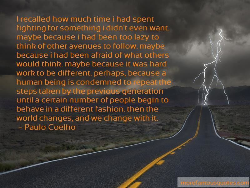 Quotes About Change Being Hard