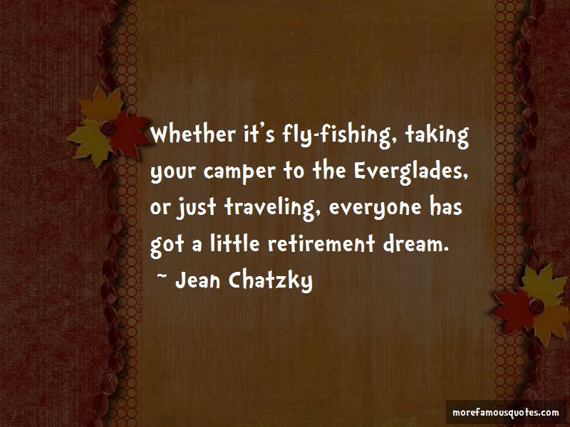 Quotes About Fishing And Retirement