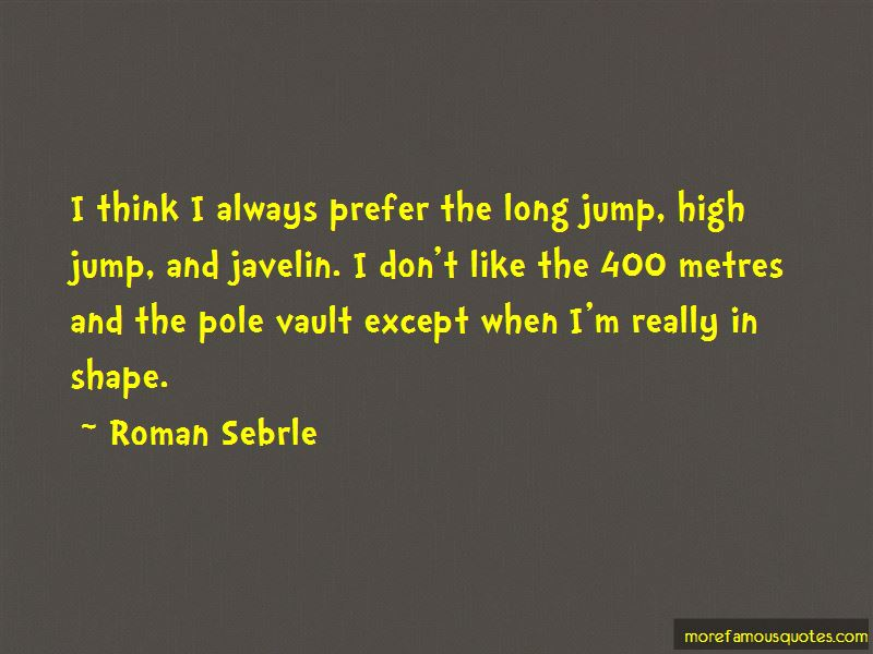 High Jump Quotes Pictures 3