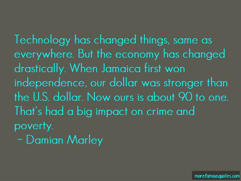 Quotes About Jamaica Independence