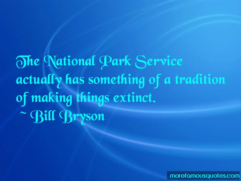 The National Park Service Quotes Pictures 2