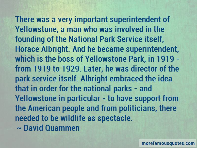 The National Park Service Quotes Pictures 3