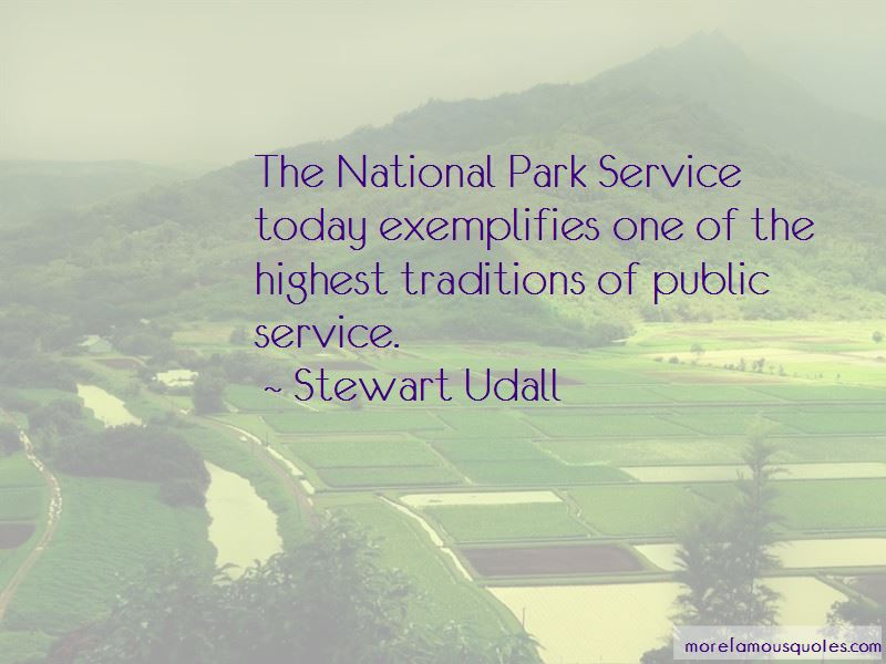 The National Park Service Quotes Pictures 4